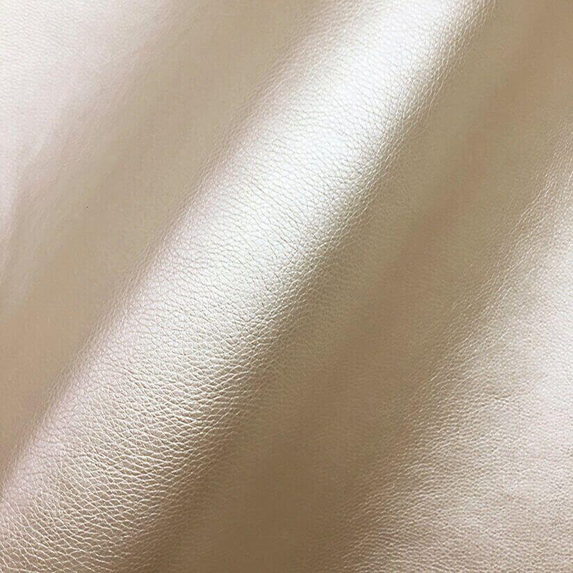 Эко-кожа платиновый перламутр